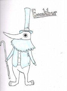 Dessins de Soul Eater dessins-gillian-005-e1373150282429-222x300